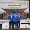 Campionato Europeo di Shaolin Wushu: Oro per Gambino e Bronzo per Casula