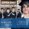 Presentazione Programma Doppio Diploma Italia-USA