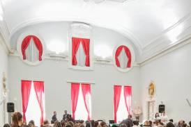 Galleria Campionato Nazionale delle Lingue, abbiamo conquistato il 1° posto tra le scuole superiori di Bergamo!