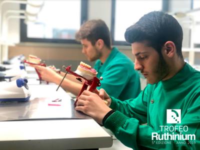 Trofeo Ruthinium 2019: la prova pratica in programma presso il nostro Istituto