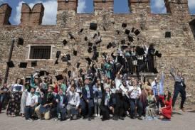 Galleria Programma Doppio Diploma Italia-USA, Graduation Ceremony per 6 dei nostri studenti!