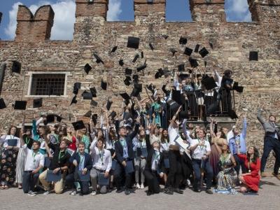 Programma Doppio Diploma Italia-USA, Graduation Ceremony per 6 dei nostri studenti!