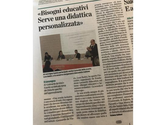 """""""Bisogni educativi e benessere scolastico: la scuola si interroga"""""""