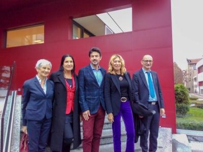 Visita ufficiale di Regione Lombardia presso il nostro Istituto