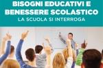 """Lunedì 11 novembre: """"Bisogni educativi e benessere scolastico: la scuola si interroga"""""""