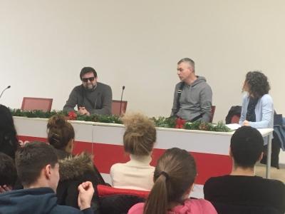 Incontro con l'Unione Italiana Ciechi e Ipovedenti (Onlus)