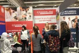 Galleria Fiera Job&Orienta di Verona: abbiamo presentato il nuovo Corso regionale abilitante alla professione di Ottico