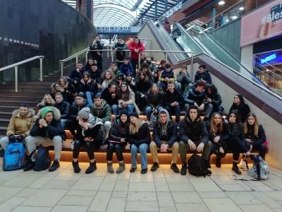 P.C.T.O. all'estero: i nostri studenti rientrati da Bath (Inghilterra) e Malaga (Spagna)!