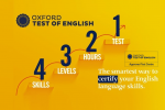 Oxford Test of English (OTE): siamo ufficialmente Centro Accreditato per Bergamo e Provincia