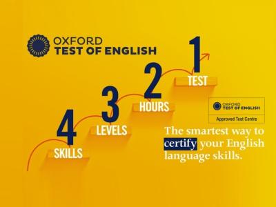 Oxford Test of English (OTE): siamo ufficialmente Centro Accreditato per Bergamo e Provincia