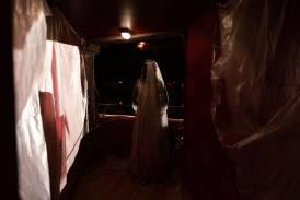 Galleria Francesca e Nicolò, i nostri due studenti protagonisti del cortometraggio sulla riapertura del Teatro Donizetti