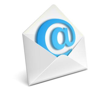 Comunicazioni via mail