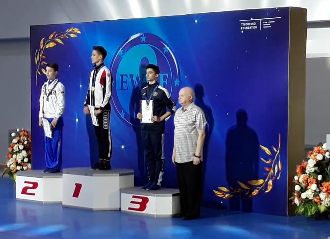 Campionati Europei Mosca 14-21 maggio 2018