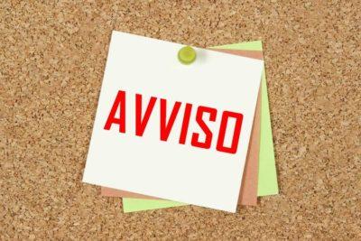 Aggiornamento lunedì 9 marzo: emergenza Coronavirus e sospensione delle lezioni